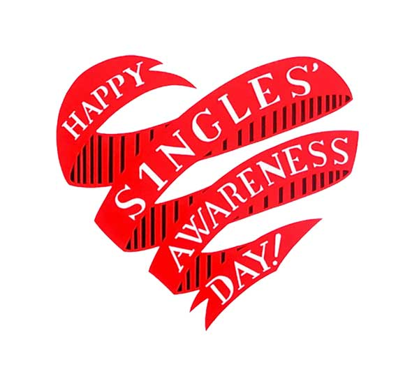 Singles Awareness Day 2021