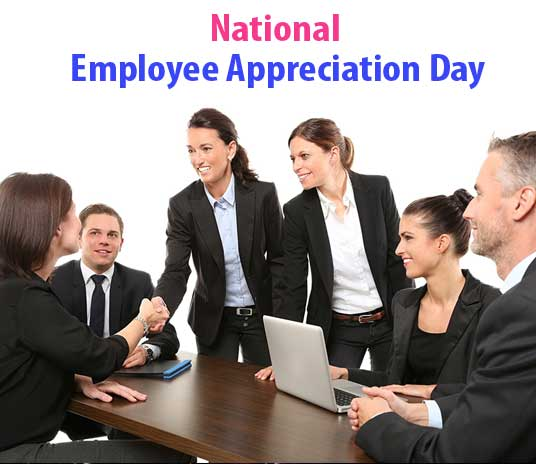 National Employee Appreciation Day 2021