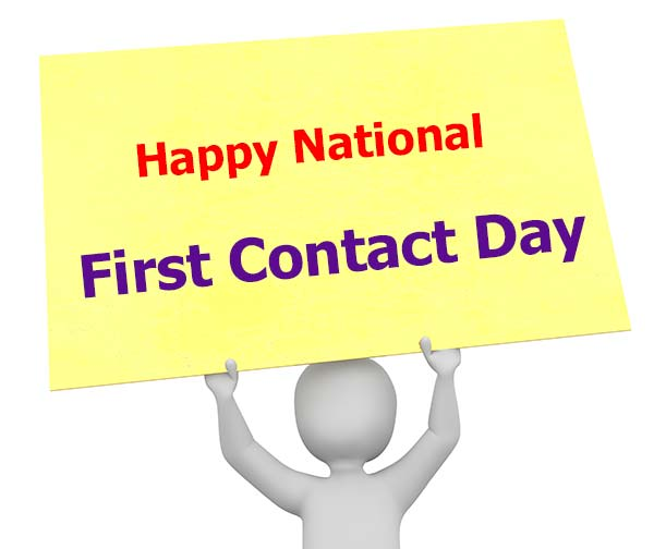National First Contact Day 2021