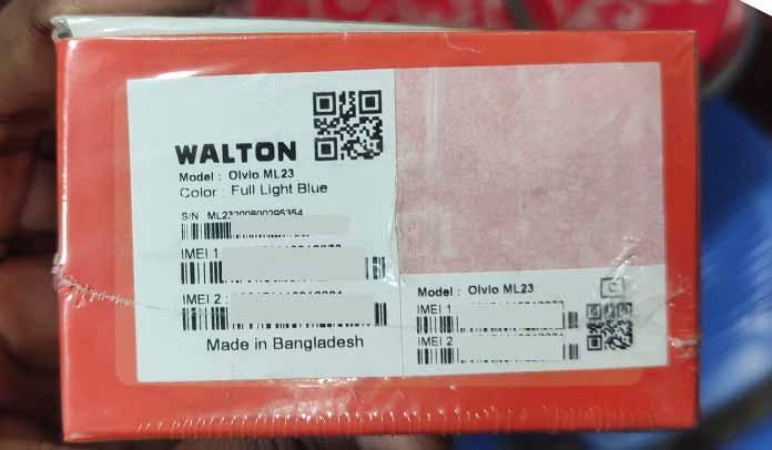 Walton Olvlo ML23