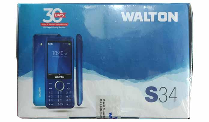 Walton Olvio S34