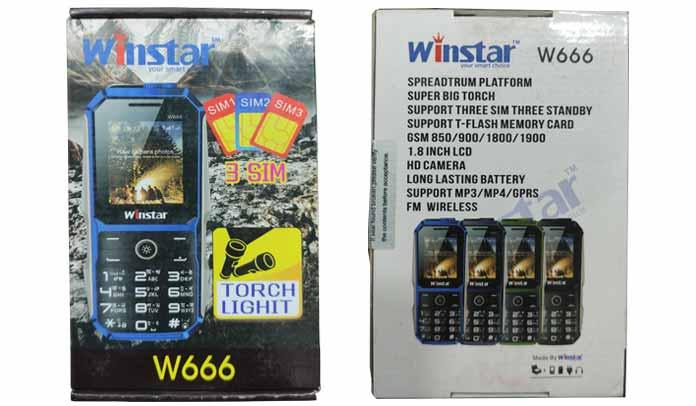 Winstar W666