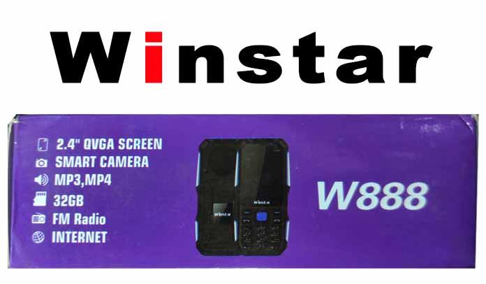 Winstar W888