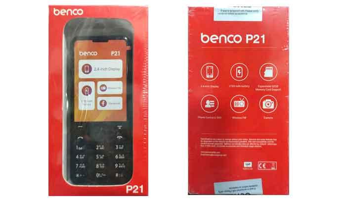 Benco P21